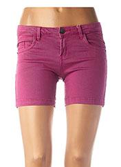 Short violet GARCIA pour fille seconde vue