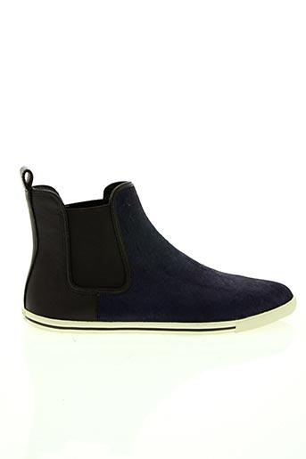 Bottines/Boots bleu MARC JACOBS pour femme