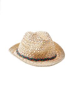 Chapeau beige TUC TUC pour fille