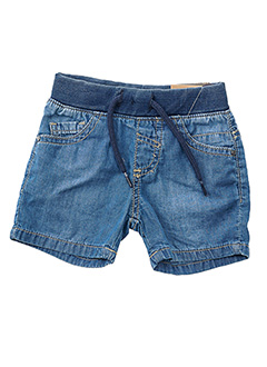 Short bleu LOSAN pour garçon