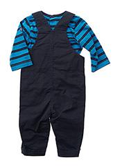 Top/pantalon bleu ELLE EST OU LA MER pour garçon seconde vue