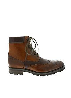 Bottines/Boots marron LORD KENT pour homme