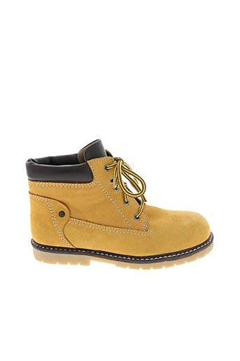 Bottines/Boots jaune BELLAMY pour garçon