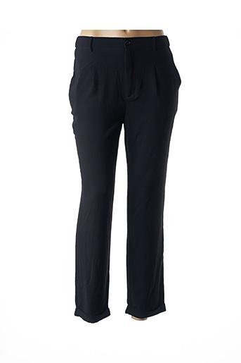 Pantalon casual noir DAPHNEA pour femme