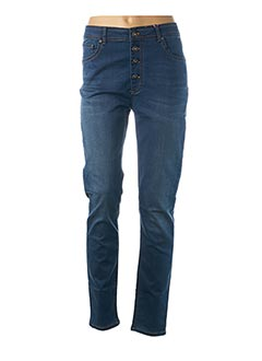 Jeans skinny bleu B.YOUNG pour femme