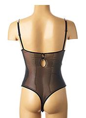 Body lingerie noir LISE CHARMEL pour femme seconde vue