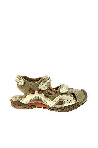 Sandales/Nu pieds beige GEOX pour fille