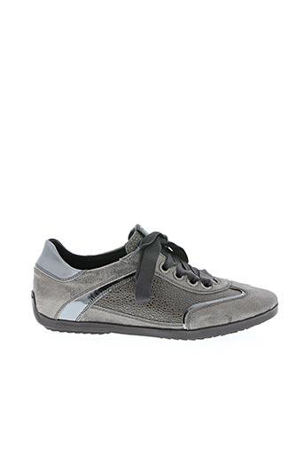 Baskets gris DL SPORT pour femme