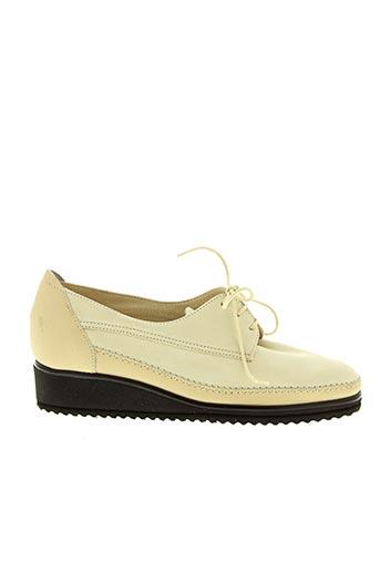 Chaussures de confort beige BERTIN pour femme
