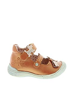 Ballerines orange CHIPIE pour fille