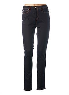 Jeans skinny bleu PAUL SMITH pour femme