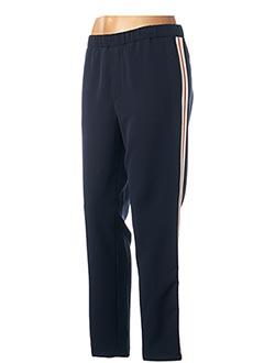 Pantalon 7/8 bleu CLOSED pour femme