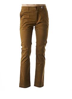 Pantalon casual marron CLOSED pour homme