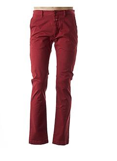Pantalon casual rouge CLOSED pour homme