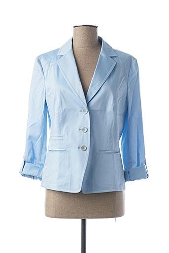 Veste chic / Blazer bleu BASLER pour femme