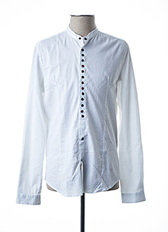 Chemise manches longues blanc IMPERIAL pour homme