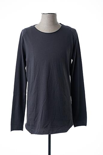T-shirt manches longues gris IMPERIAL pour homme
