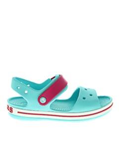 Sandales/Nu pieds bleu CROCS pour fille