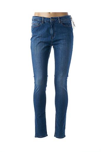 Jeans skinny bleu HUGO BOSS pour femme