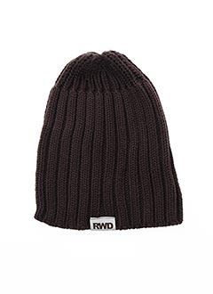 Bonnet marron RWD pour unisexe
