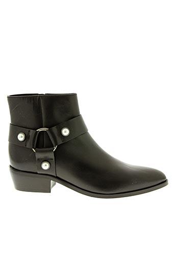 Bottines/Boots noir TWINSET pour femme