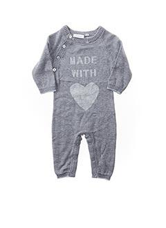 Combi-pantalon gris NOUKIE'S pour garçon