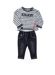 Top/pantalon gris BOBOLI pour garçon seconde vue