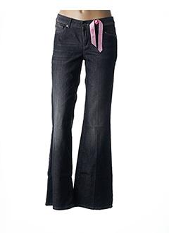 Jeans bootcut noir EDC BY ESPRIT pour femme