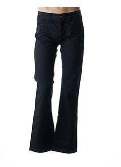 Jeans coupe droite noir ESPRIT pour homme