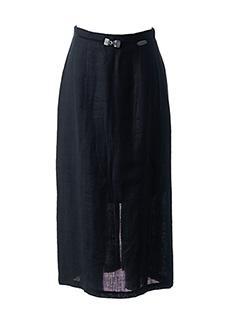 Jupe longue noir GIESSWEIN pour femme