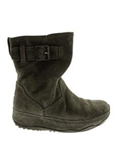 Bottines/Boots gris FITFLOP pour femme