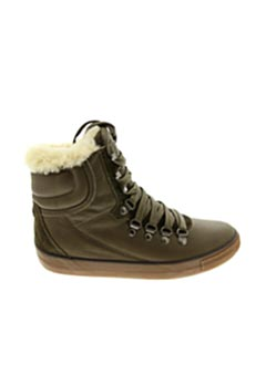 Bottines/Boots marron FITFLOP pour femme