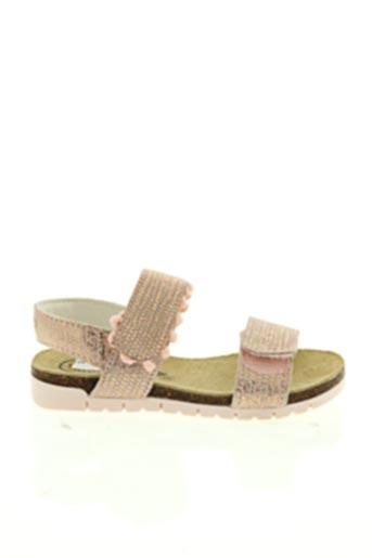 Sandales/Nu pieds rose PRIMIGI pour fille