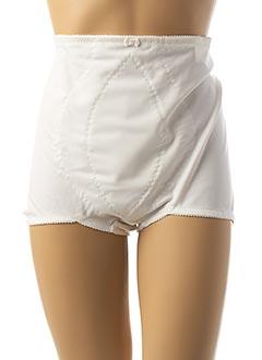 Culotte gainante blanc PRIMA DONNA pour femme