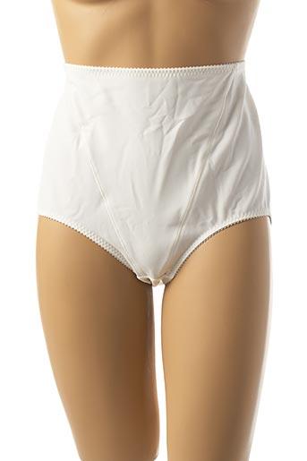 Culotte gainante blanc ANITA pour femme