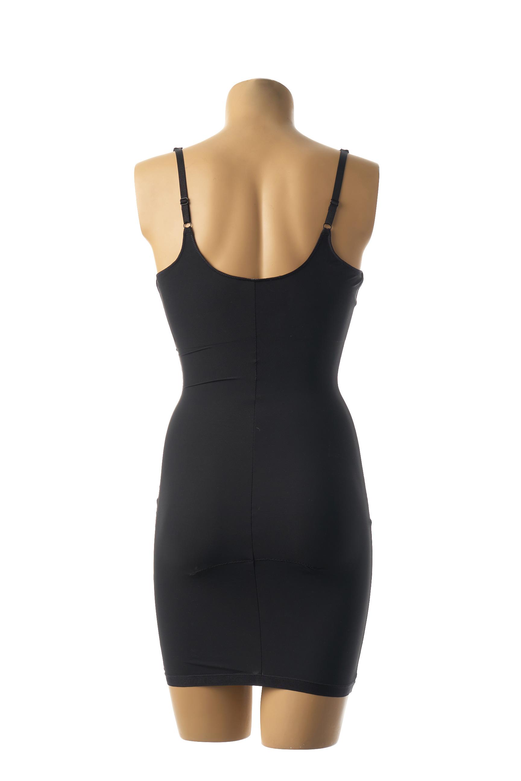 Ysabel Mora Jupons Fonds De Robe Femme De Couleur Noir En Soldes Pas Cher 1457062 Noir00 Modz