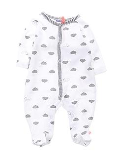 Pyjama blanc NOUKIE'S pour fille