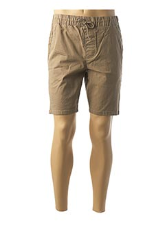 Short beige ONLY&SONS pour homme