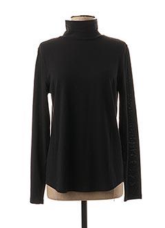 T-shirt manches longues noir CLOSED pour femme