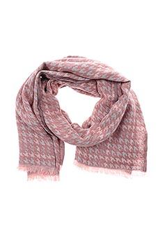 Foulard rose CLOSED pour femme