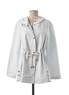 Imperméable/Trench bleu I.CODE (By IKKS) pour femme
