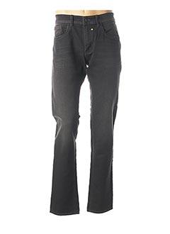 Jeans coupe slim noir TAILORED & ORIGINALS pour homme