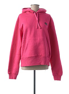 Sweat-shirt rose NA-KD pour femme
