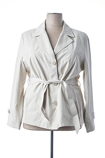 Veste chic / Blazer beige FASHION pour femme