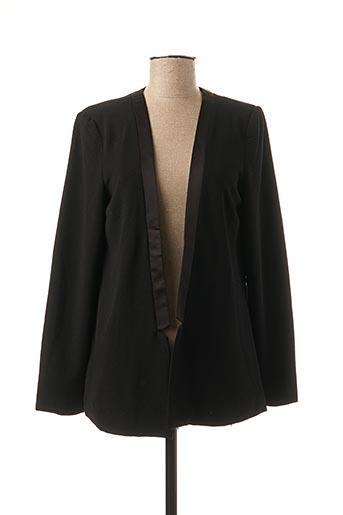 Veste casual noir VERO MODA pour femme