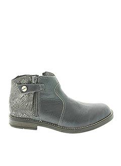 Bottines/Boots bleu INTREPIDES PAR BABYBOTTE pour fille