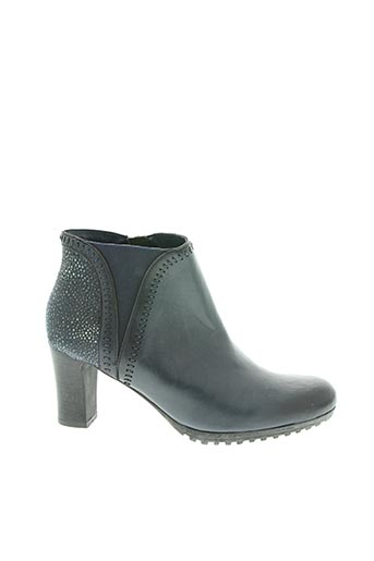 Bottines/Boots bleu FUGITIVE pour femme
