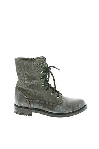 Bottines/Boots gris BELLAMY pour garçon