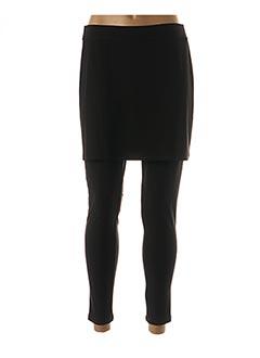 Legging noir FRANK LYMAN pour femme