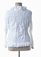 Veste casual blanc L33 pour femme seconde vue